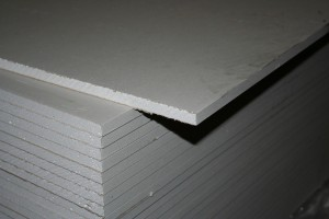 Square Edge Plasterboard 12.5mm x 1200mm x 2400mm