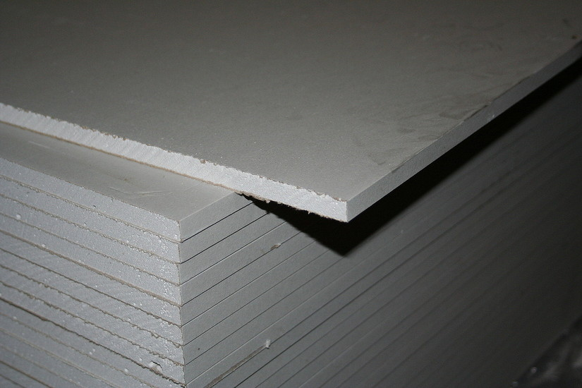Square Edge Plasterboard 12.5mm x 1200mm x 2400mm