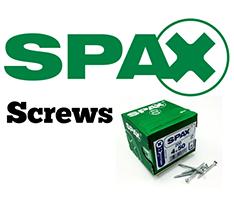 SPAX screws logo
