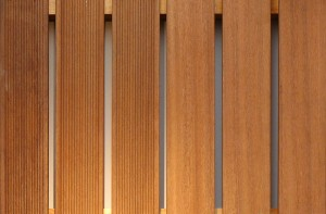 Balau - Smooth/Reeded 21mm x 145mm per metre