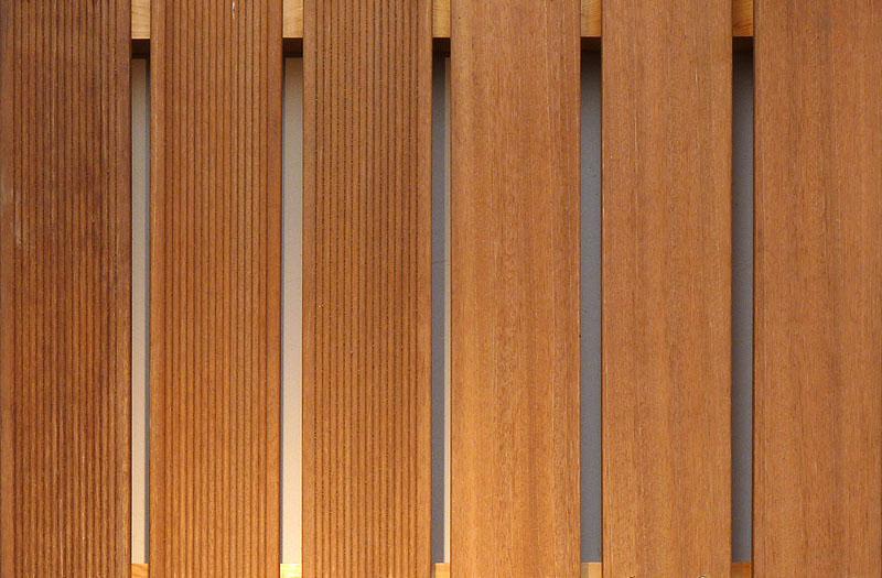 Balau - Smooth/Reeded 21mm x 145mm per metre