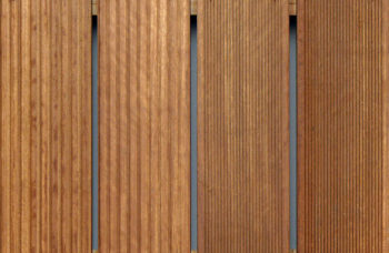 Balau - Castle/Reeded 21mm x 145mm per metre
