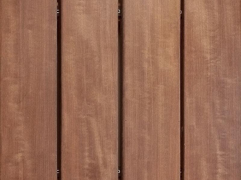 Massaranduba - Smooth/Reeded 21mm x 145 mm per metre