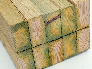 Timber Batten Green Treated (BS5534)38mm x 50mm per metre