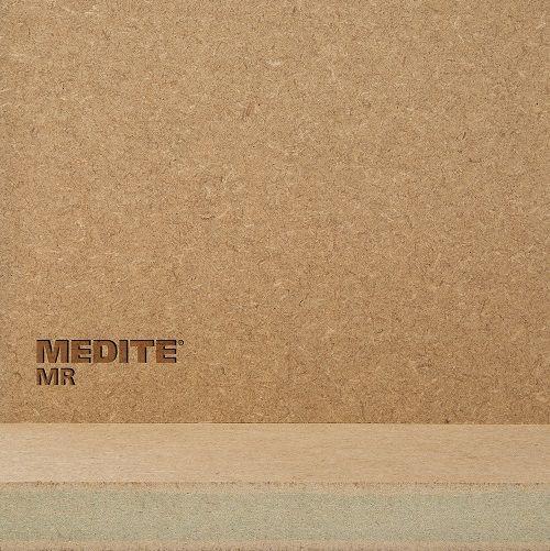 Medite Moisture Resistant FSC 80% MDF 9mm x 1220mm x 3050mm