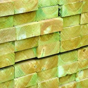 Carcassing Green Treated (C16-C24)