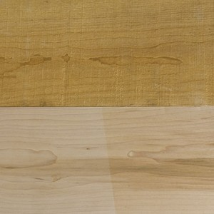 Maple Sawn