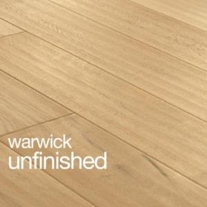 Warwick Oak Flooring Hand Scraped & Unfinished Rustic Grade B Beval Edges T&G