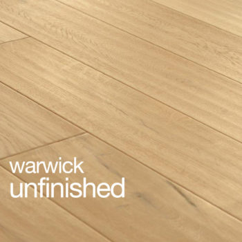 Warwick Oak Flooring Hand Scraped & Unfinished Rustic Grade B Beval Edges T&G