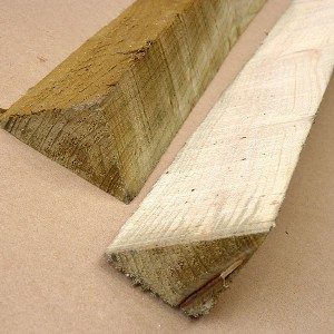 Green Treated Softwood